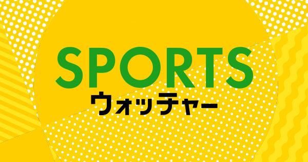 テレビ東京「追跡LIVE!SPORTSウォッチャー」放映